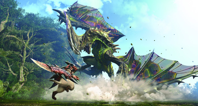 Monster Hunter X 3388606