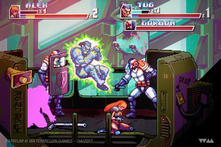 Paprium Mega Drive 01