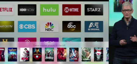 TV, la nueva app para Apple TV