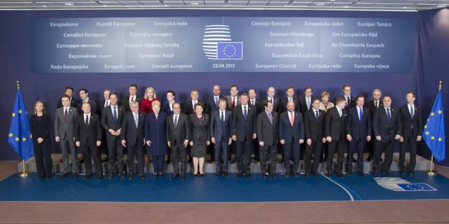 Consejo Europeo de ministros