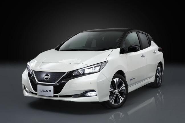 Más atractivo, con 378 km de autonomía y 150 CV, el nuevo Nissan LEAF quiere conquistar el mundo (eléctrico)