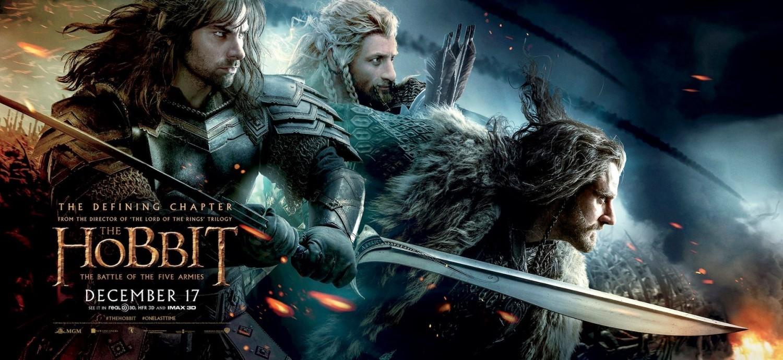Foto de 'El hobbit: La batalla de los cinco ejércitos', carteles (25/29)