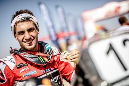 Kevin Benavides Dakar 2018