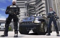 Los creadores de 'Crackdown 2' preparan la presentación de un nuevo juego