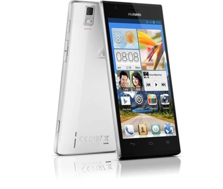Huawei parece lista para jugar con los grandes en especificaciones