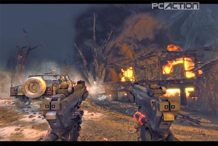 Primeras imágenes de 'Crysis Warhead'