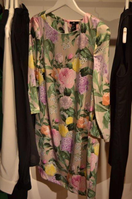 Flores  HM colección Primavera-Verano 2012