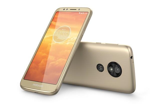 Moto E5 Play: el primer teléfono con Android Go de Motorola llega a México, este es su precio