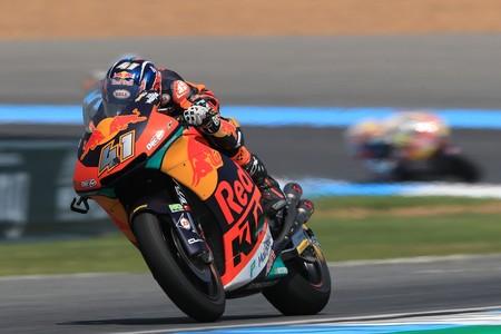 Brad Binder Moto2 Motogp Tailandia 2018
