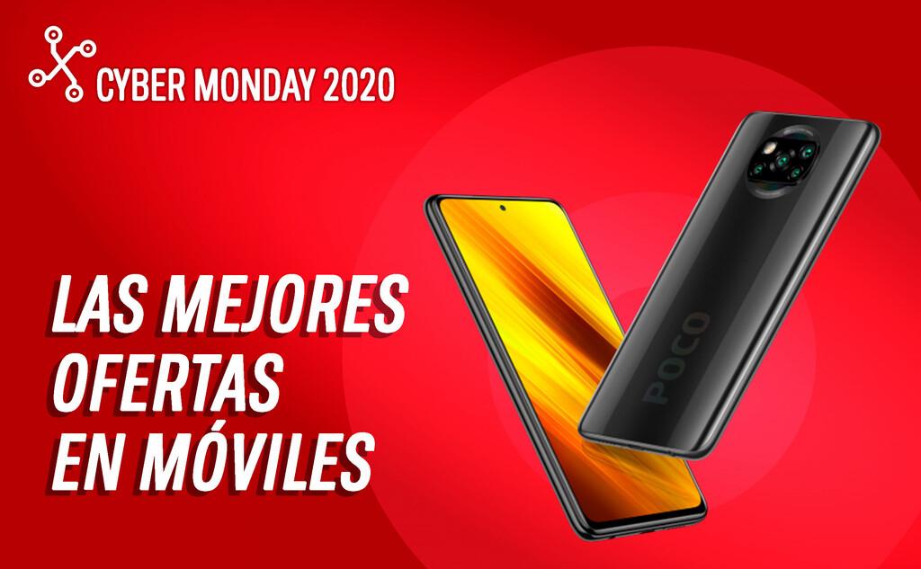 Cyber Monday 2020: mejores ofertas en móviles y tablets Android
