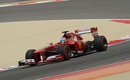 Fernando Alonso pone su candidatura a la pole position sobre la mesa