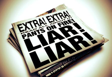 La tecnología y la avidez por almacenarlo todo hacen que mentir sea cada vez más difícil