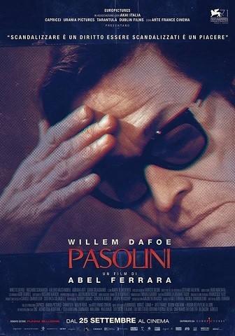 'Pasolini', tráiler y cartel del biopic