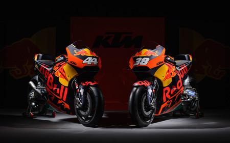¡Aprovecha! Por 250.000 euros puedes tener toda una KTM RC16 de MotoGP de 2018