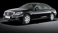 Mercedes-Benz S 600 Guard: la oficina blindada
