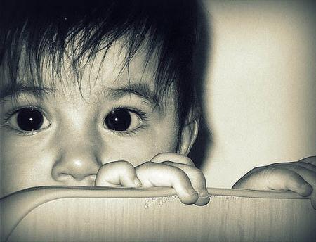 La foto de tu bebé: los ojos de Helena