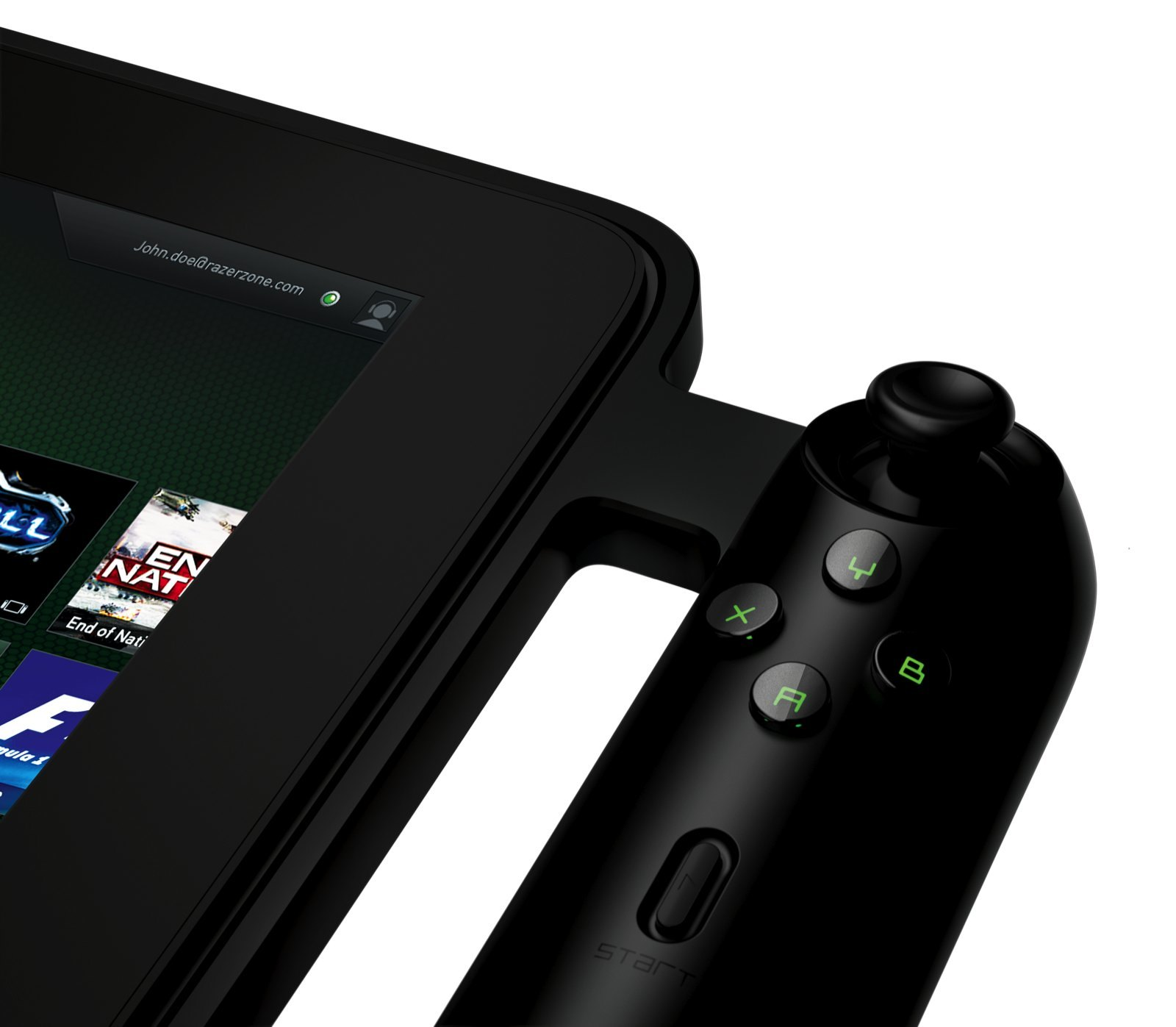 Foto de Razer Edge, gaming tablet (3/13)