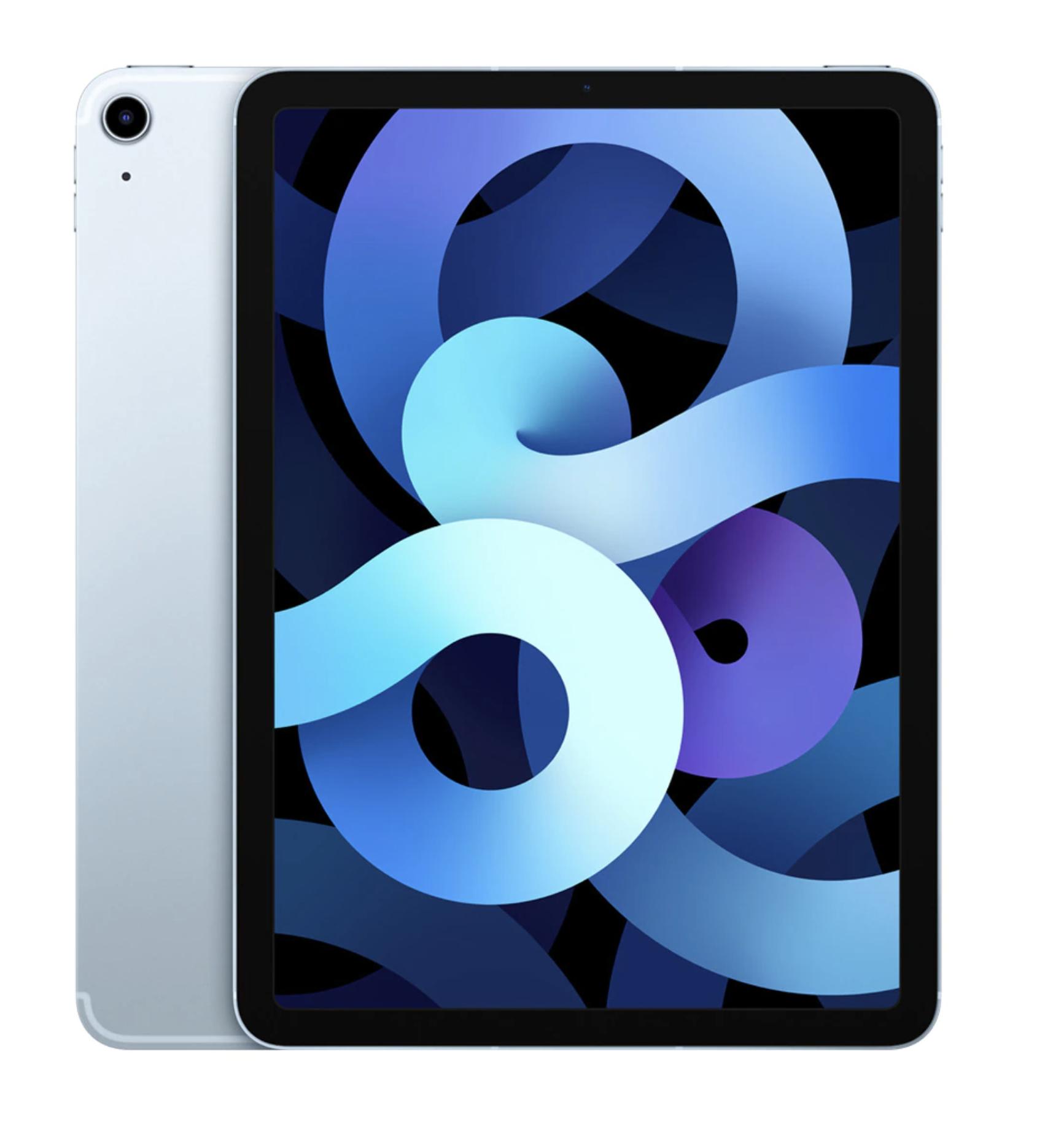 iPad Air 10.9 (2020) 64 GB Wi-Fi + Cellular Azul cielo