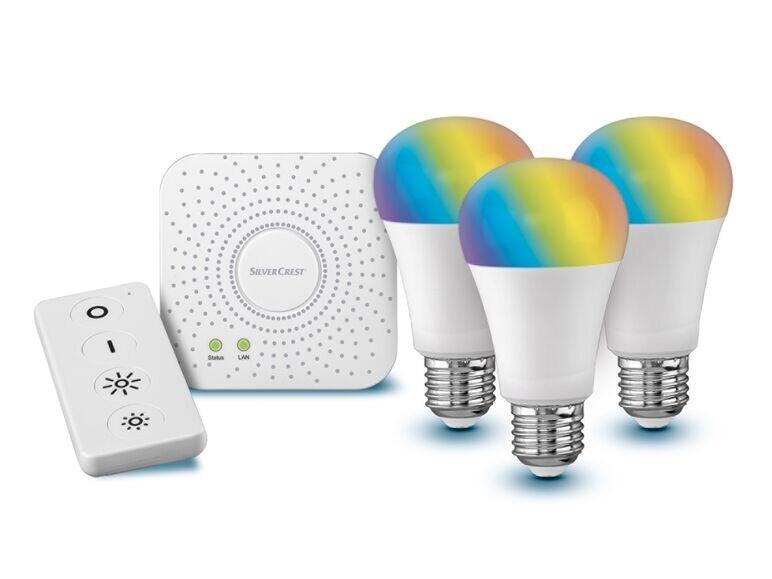 Lidl pone a la venta sus propias bombillas conectadas y sensores con Zigbee