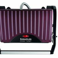 Con la sandwichera de Taurus Toast & Go podemos hacer mucho más que sandwiches por sólo 21,91 euros en Amazon