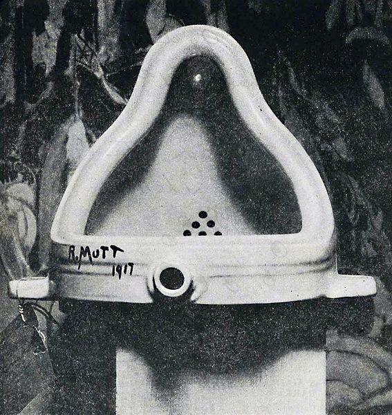 Duchamp Fountaine