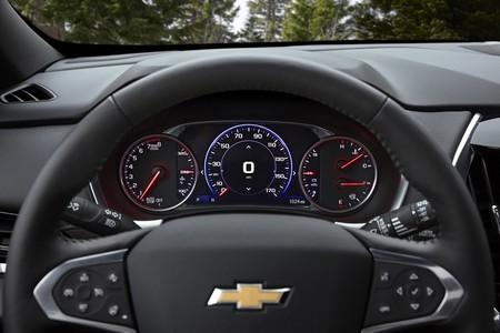 Chevrolet Traverse 2021 Facelift 3