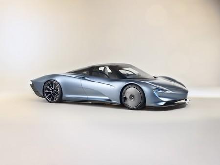 McLaren presentó el Speedtail, su nuevo Gran Turismo que rebasa los 400 km/h