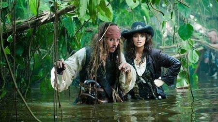 Estrenos en DVD y Blu-ray | Los piratas se mueven en mareas misteriosas