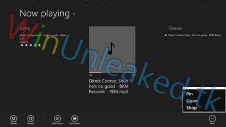 """""""Now playing"""""""
