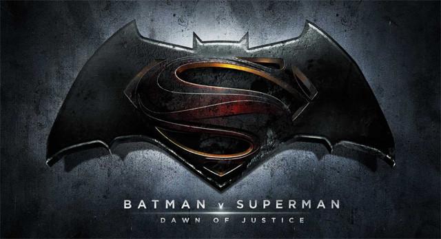 Logo de Batman V Superman