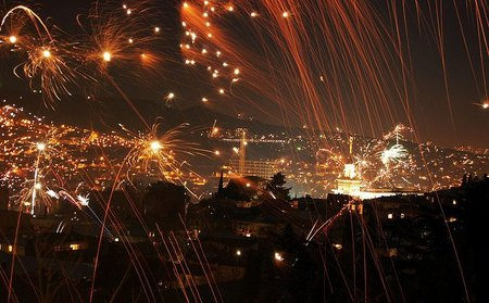 shiosvili fireworks