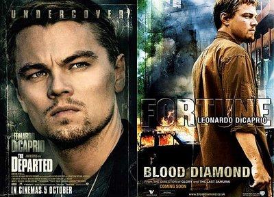 2006: Entre difuntos y diamantes, la consagración de Leonardo DiCaprio