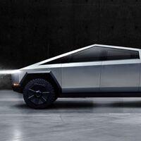 Elon Musk descubrirá el nuevo diseño de la Tesla Cybertruck en unas semanas... pero por ahora parece un enigma indescifrable