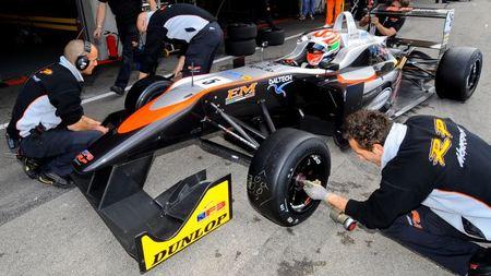 Formula 3 Dallara