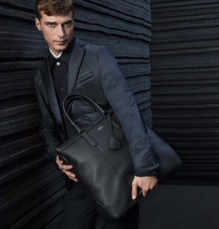 Clement Chabernaud Hugo Boss Fall Winter 2015 Campaign 001