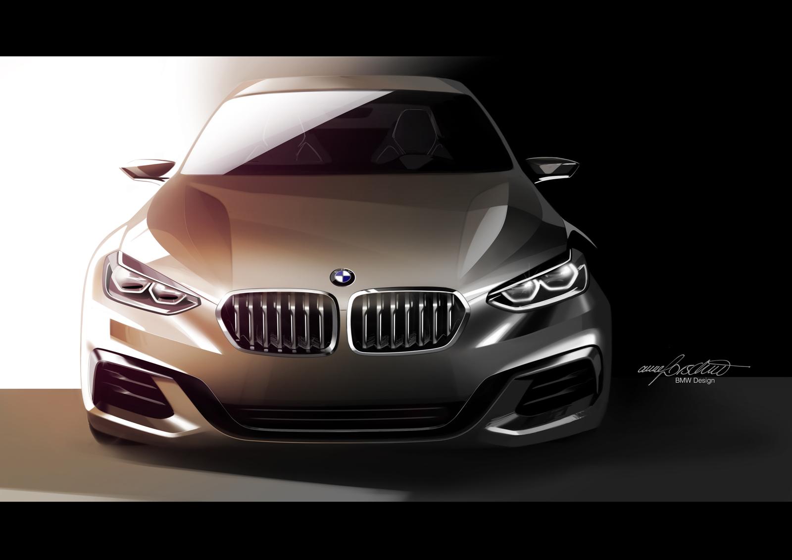 Foto de BMW Concept Compact Sedan (20/26)