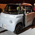 Citroën Ami: un coche 100% eléctrico por 6.900 euros, a la venta en internet y que no requiere carné de conducir