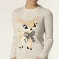 Jersey Bambi Navidad