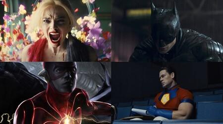 Todas las películas y series de DC que están por llegar hasta 2023 tras 'La Liga de la Justicia de Zack Snyder