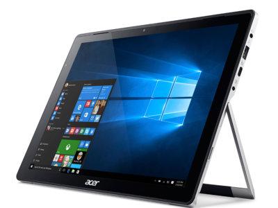 Acer Switch Alpha 12, 2 en 1 con refrigeración líquida, sin ventilador y hasta i7