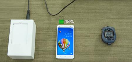 La nueva tecnología de carga rápida de Huawei promete 48% de capacidad en tan solo 5 minutos