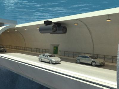 "Noruega planea un ambicioso proyecto de túneles submarinos ""flotantes"""
