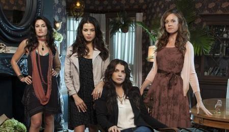 Telecinco ya promociona 'Las brujas de East End'