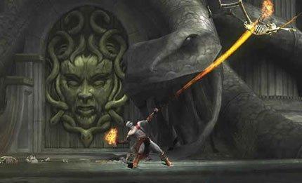 Vídeos de juego real de God of War 2