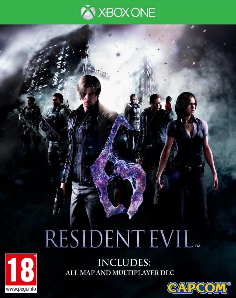 Foto de Carátulas físicas de Resident Evil 4,5 y 6 (3/3)