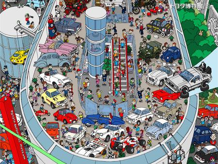 El templo de Toyota por dentro: así es el Museo Toyota con 25 años de historia