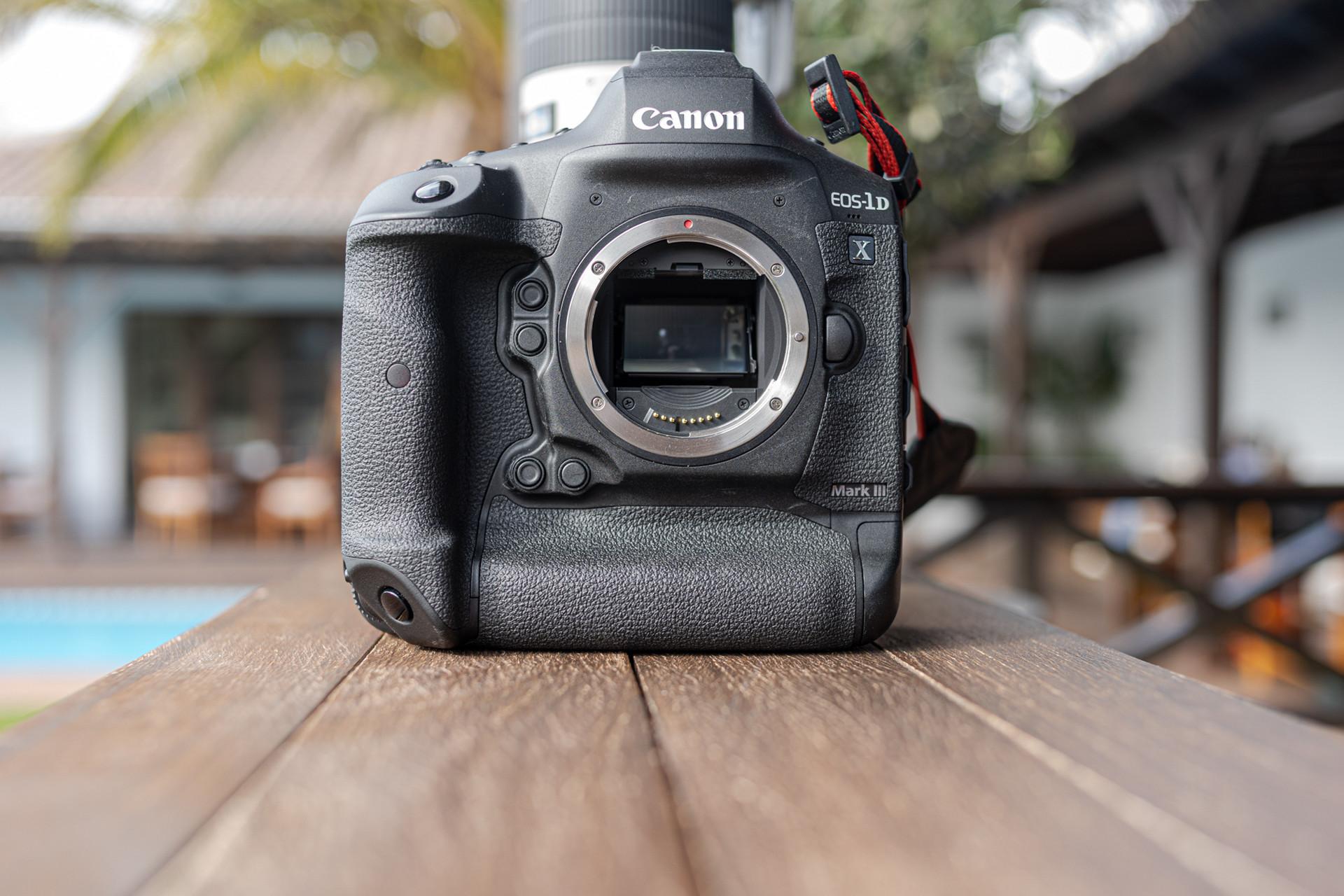 Foto de Canon EOS-1D X Mark III (8/38)