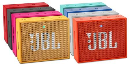 JBL go accesorios altavoces portátiles smartphone