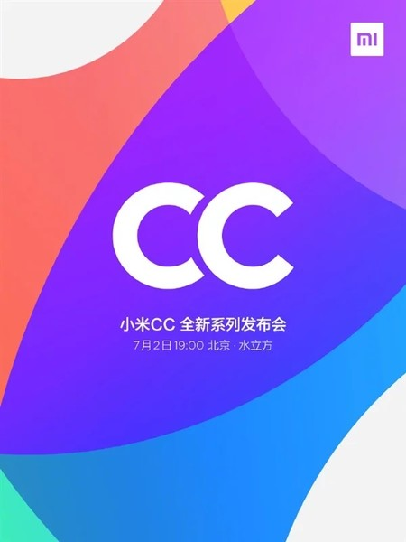 Xiaomi Mi Cc9 Fecha Presentacion 2 Julio