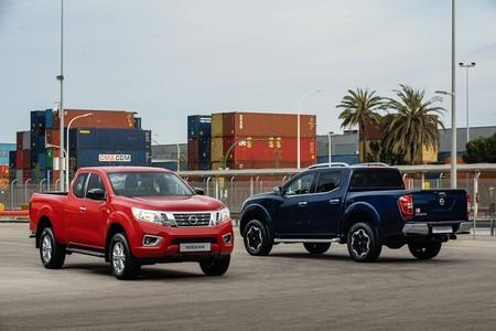 La Navara se pone al día con el inminente facelift que recibirá Nissan NP300